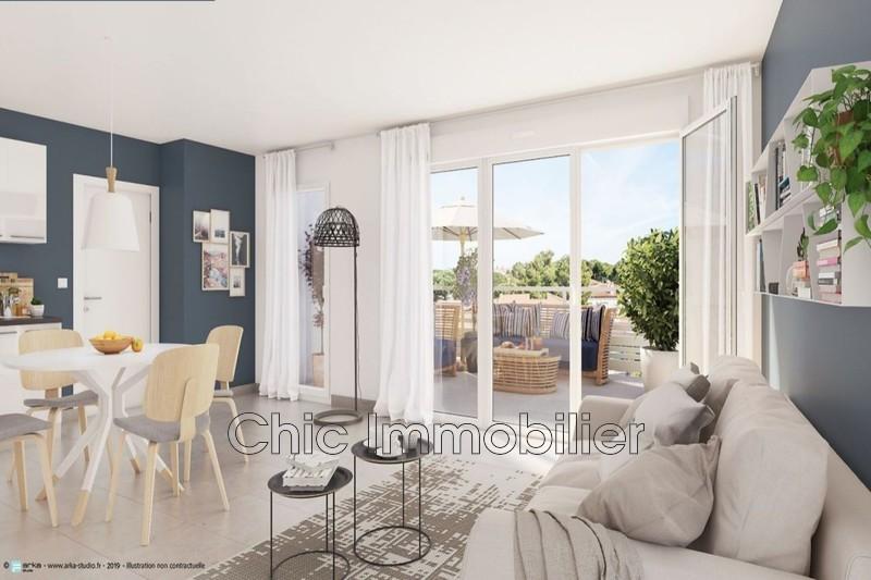 Appartement Argelès-sur-Mer Plage nord,   achat appartement  3 pièces   61m²