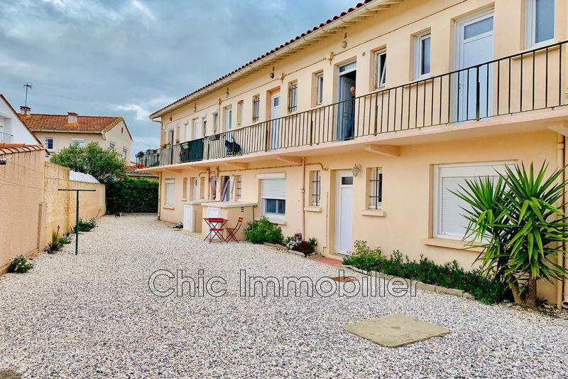 Appartement Canet-en-Roussillon Plage sud,   achat appartement  1 pièce   27m²