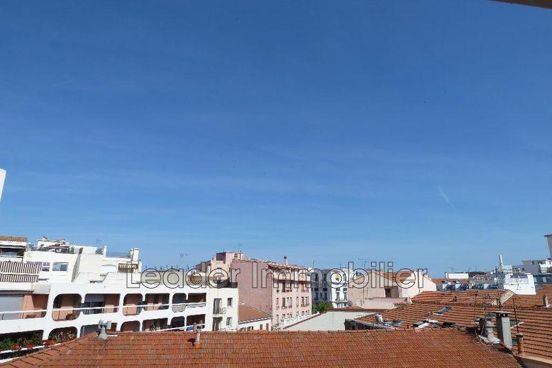 appartement  3 pièces  Antibes Centre-ville  64m² -