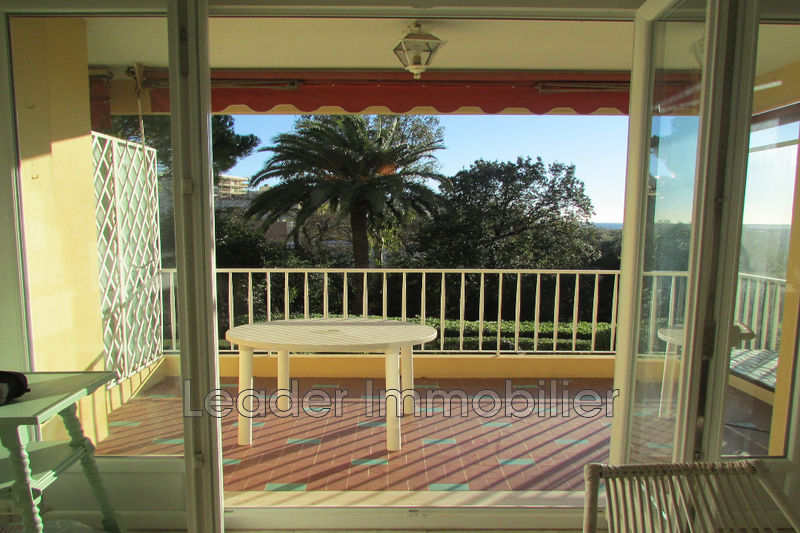 appartement  3 pièces  Antibes Antibes ouest  80m² -
