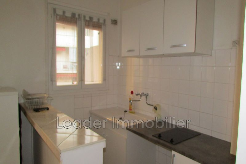 appartement  1 room  Antibes Downtown  26 m² -