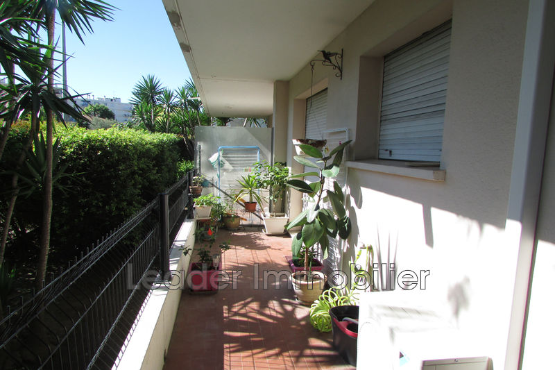 appartement  Antibes Centre-ville  40 m² -