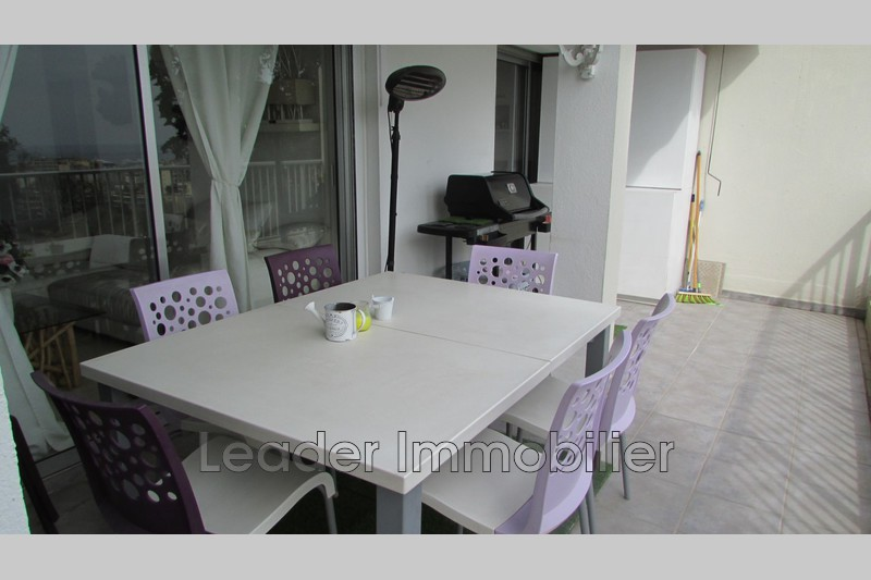 appartement  4 rooms  Antibes Sun king  82m² -