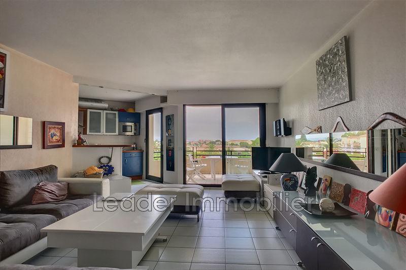 appartement  2 pièces  Antibes Fontonne  44m² -