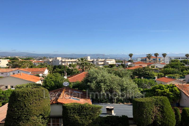 appartement  3 pièces  Antibes Fontonne  61m² -
