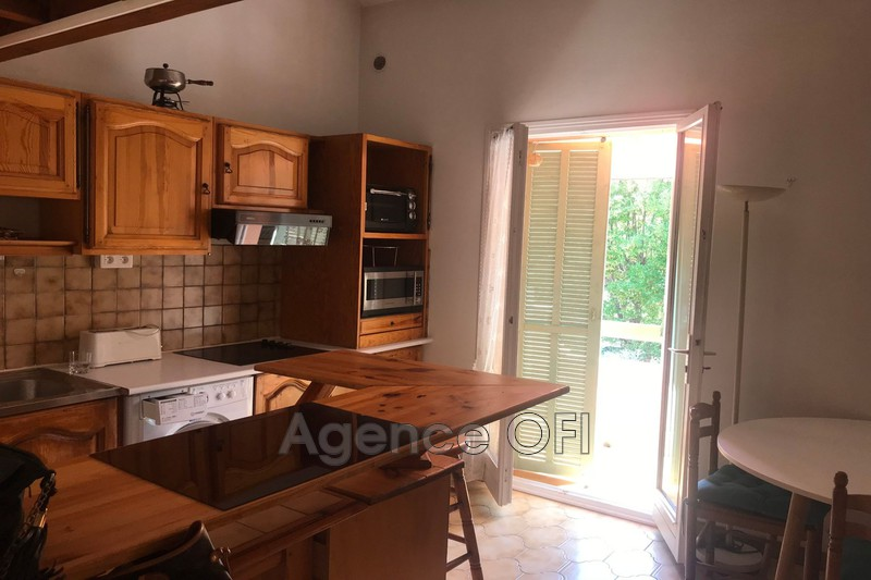Photo n°5 - Location appartement Juan-les-Pins 06160 - 830 €