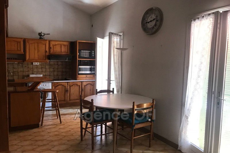 Photo n°1 - Location appartement Juan-les-Pins 06160 - 830 €