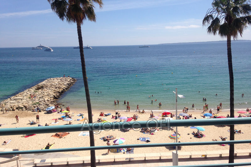 Photo Apartment Juan-les-Pins Front de mer,   to buy apartment  2 room   50 m²