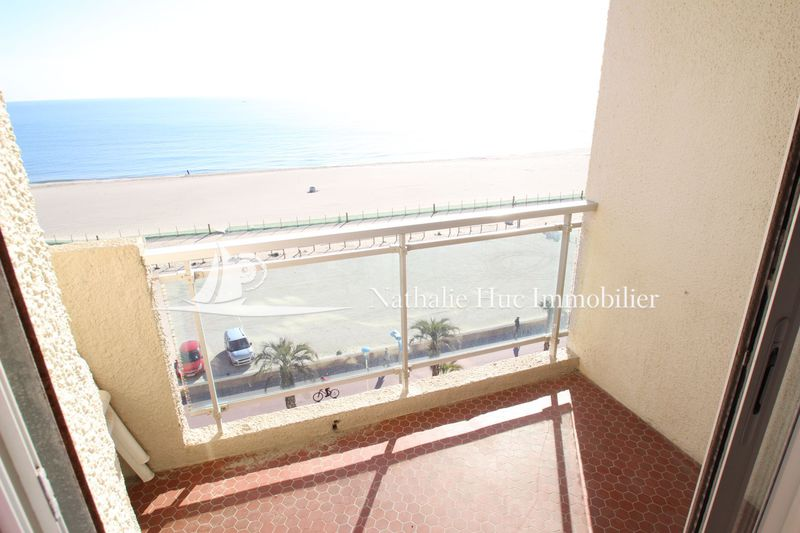 Photo Appartement Canet-en-Roussillon Canet plage,  Location appartement  1 pièce   20 m²