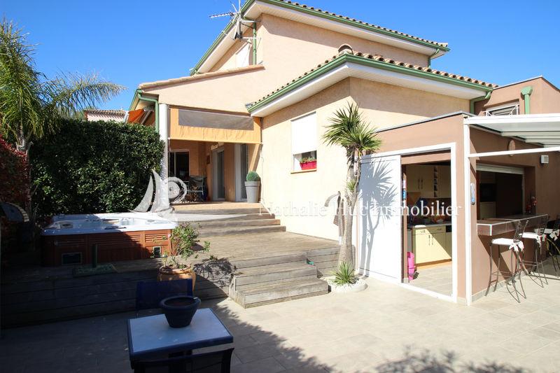 Photo Villa Canet-en-Roussillon Canet village,   achat villa  4 chambres   148m²