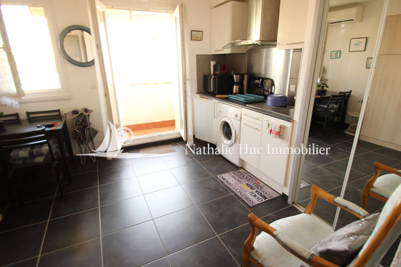 Photo Apartment Canet-en-Roussillon Port,   to buy apartment  1 room   18 m²