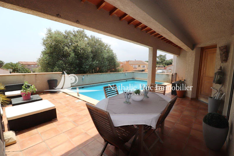 Photo House Canet-en-Roussillon Canet village,   to buy house  4 bedroom   226 m²
