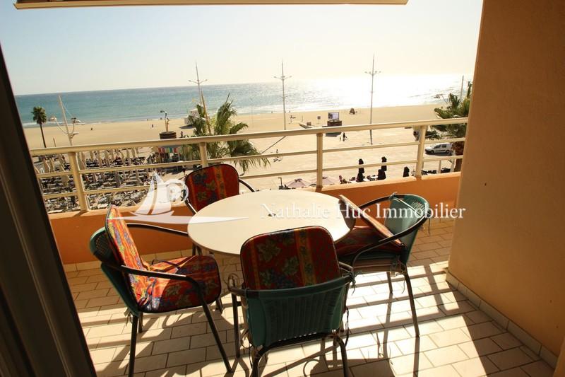 Photo Appartement Canet-en-Roussillon Canet plage,   achat appartement  3 pièces   53m²