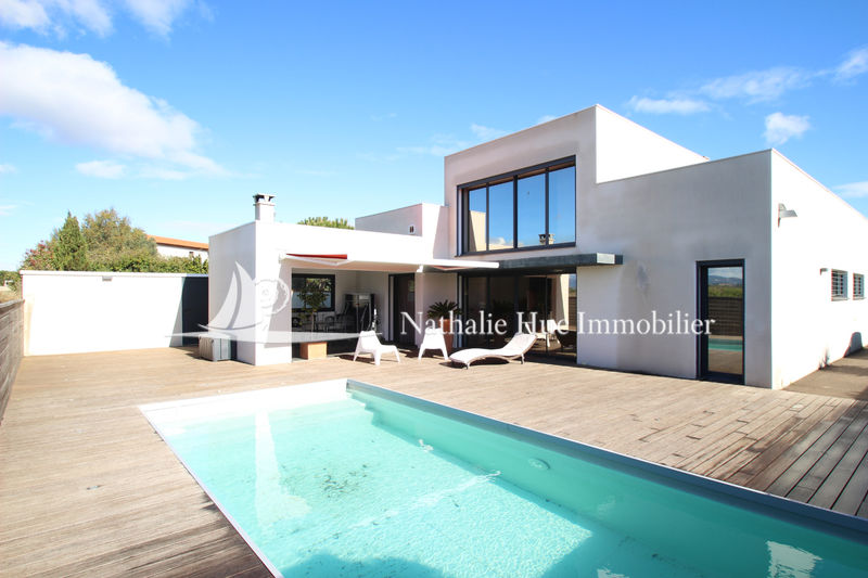 Photo Contemporary house Pollestres Pollestres,   to buy contemporary house  4 bedroom   163 m²