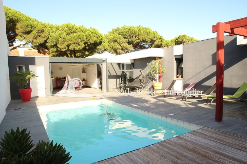 Photo Maison contemporaine Canet-en-Roussillon Canet plage,   achat maison contemporaine  3 chambres   185 m²