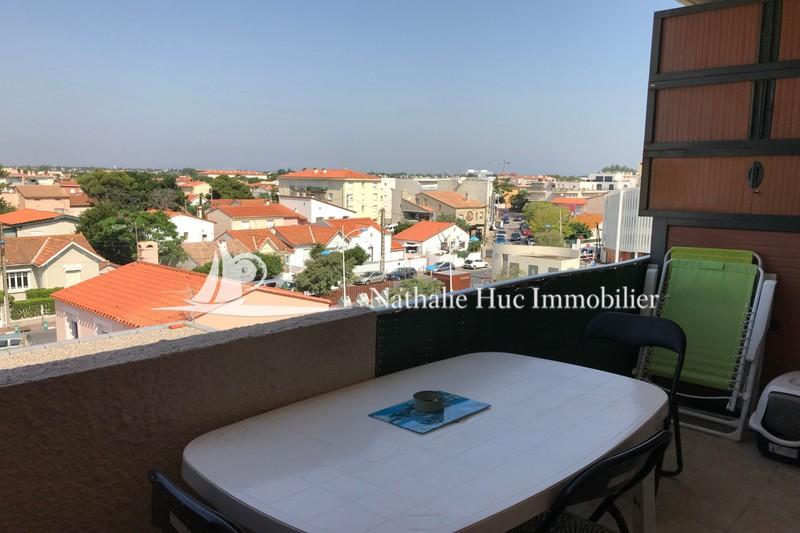Photo Appartement Canet-en-Roussillon Canet plage,   achat appartement  3 pièces   35m²