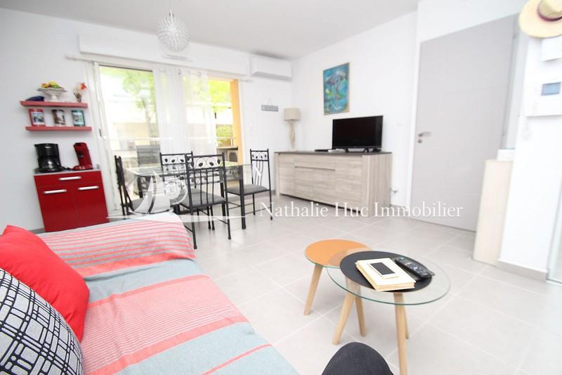 Photo Appartement Canet-en-Roussillon Canet plage,   achat appartement  2 pièces   46m²