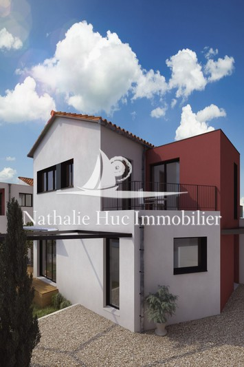 Photo Maison contemporaine Canet-en-Roussillon   achat maison contemporaine  4 chambres   124 m²