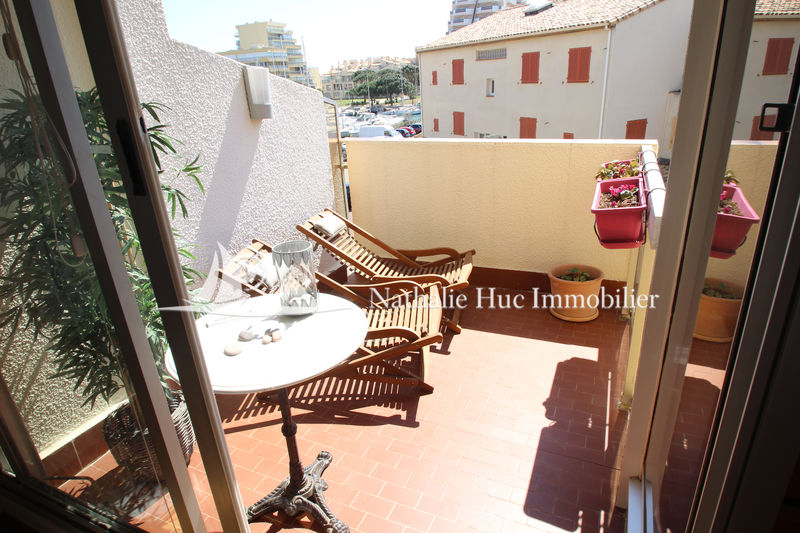 Photo Appartement Canet-en-Roussillon Port ,   achat appartement  2 pièces   35 m²