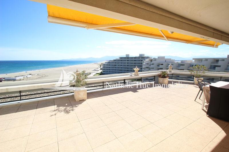 Photo Appartement Canet-en-Roussillon Canet sud,   achat appartement  2 pièces   67m²