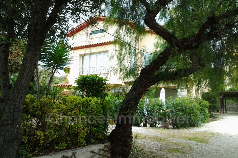 House Antibes Badine,  Rentals house  2 bedroom   130 m²