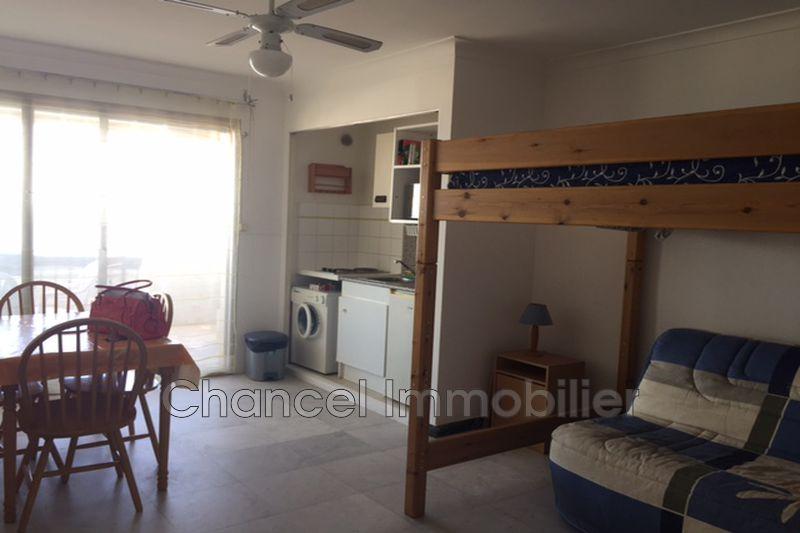 appartement  1 room  Juan-les-Pins Seaside  26m² -