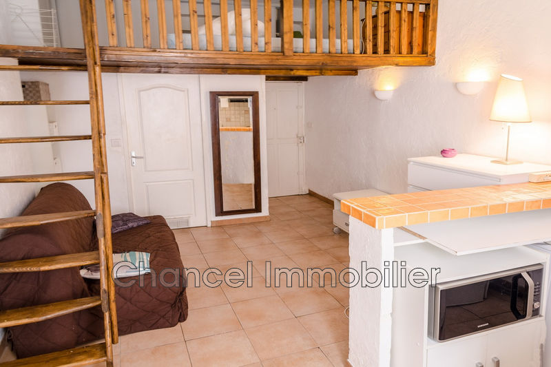 Photo Apartment Antibes Centre-ville,  Rentals apartment  1 room   18 m²