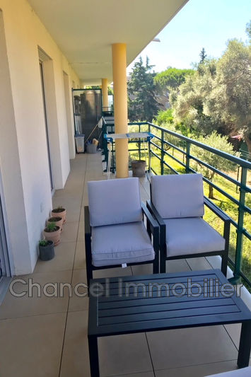 Apartment Antibes Hauteurs,  Rentals apartment  3 rooms   57 m²