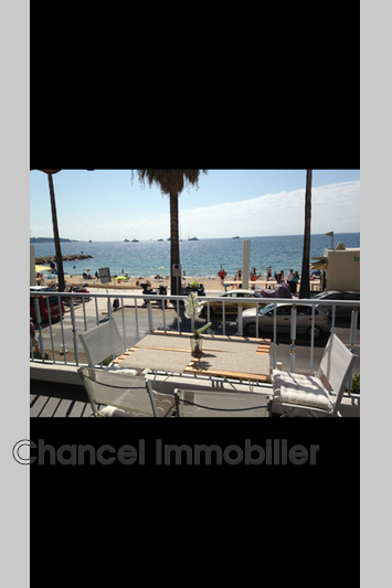 Apartment Juan-les-Pins Juan les pins,  Rentals apartment  2 rooms   44 m²