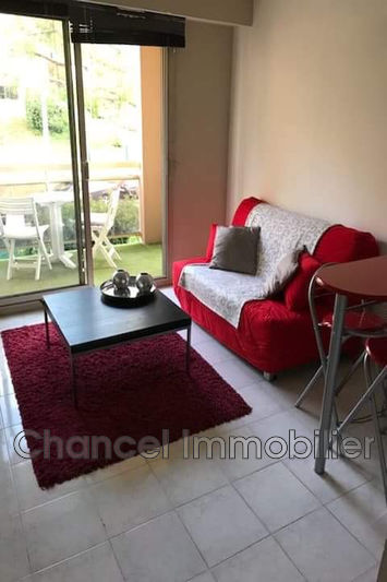 Appartement Nice Fabron,  Location appartement  1 pièce   24m²