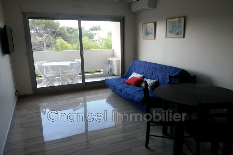 Photo Apartment Antibes Combes,  Rentals apartment  2 rooms   35 m²