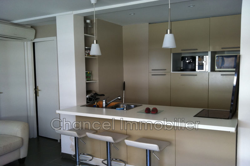 Appartement Juan-les-Pins Centre-ville,  Location appartement  1 pièce   28m²