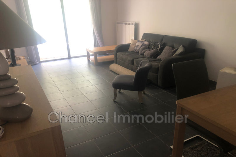 Photo n°1 - Location appartement Antibes 06160 - 850 €