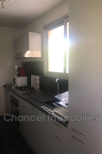 Photo n°2 - Location appartement Antibes 06160 - 850 €