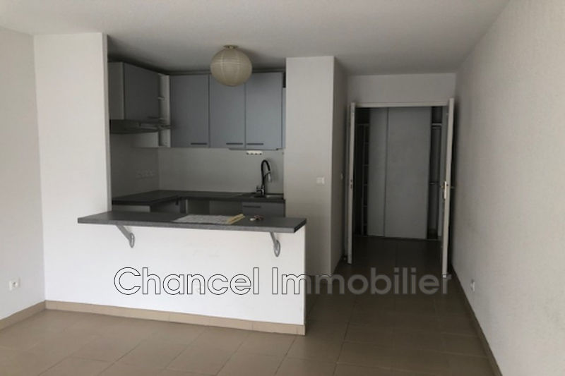 Photo n°2 - Location appartement Antibes 06600 - 795 €
