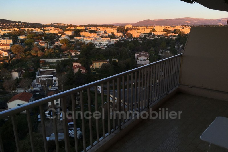 appartement  1 room  Antibes Philippe rochat  27 m² -