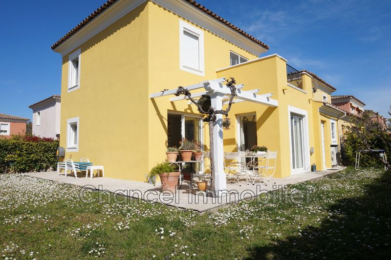 Villa Juan-les-Pins Tramontane,   achat villa  3 chambres   81m²