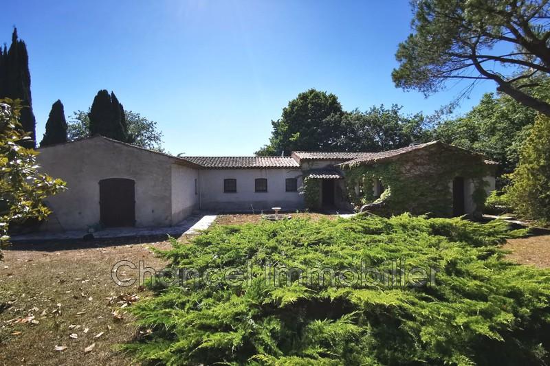 Photo Maison Châteauneuf-Grasse Hauteurs,   achat maison  4 chambres   200m²