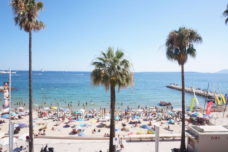 Apartment Juan-les-Pins Front de mer,   to buy apartment  3 rooms   70 m²