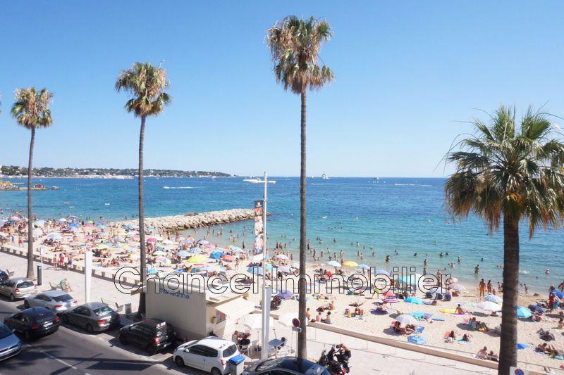 Photo Apartment Juan-les-Pins Front de mer,   to buy apartment  3 rooms   70m²