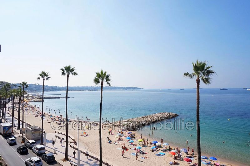 Apartment Juan-les-Pins Front de mer,   to buy apartment  3 rooms   56 m²