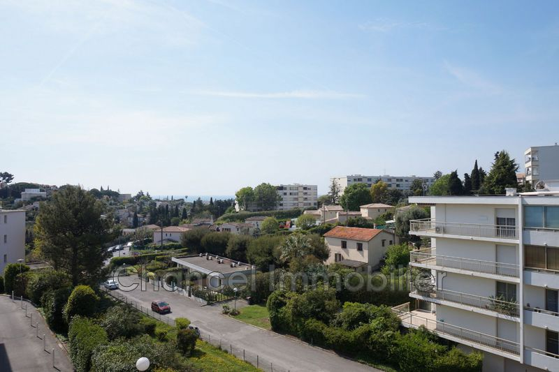 Appartement Antibes Fontmerle,   achat appartement  3 pièces   60 m²