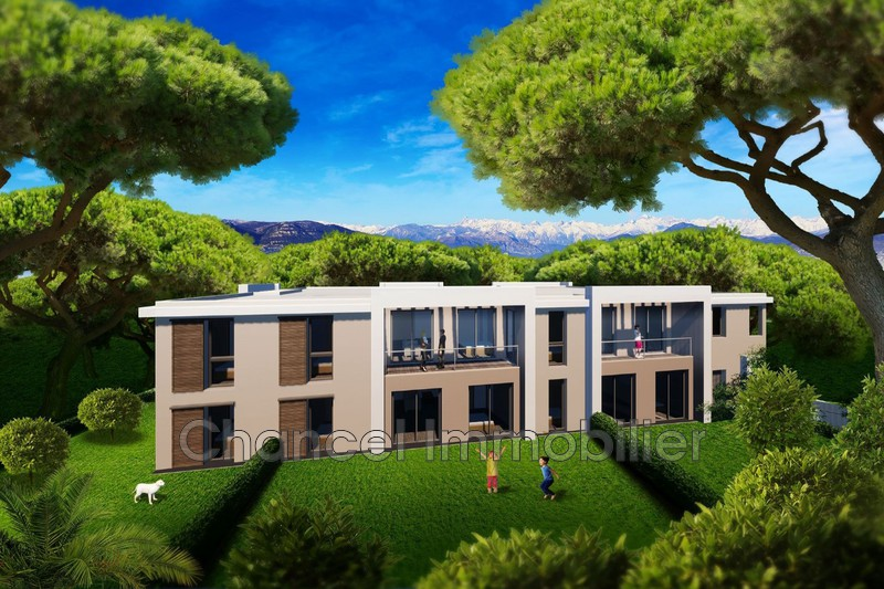 Photo Apartment Antibes Hauteurs,   to buy apartment  3 rooms   65 m²