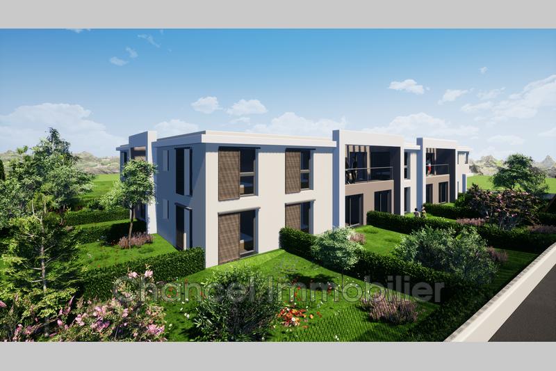 appartement  3 pièces  Antibes Hauteurs  75m² -