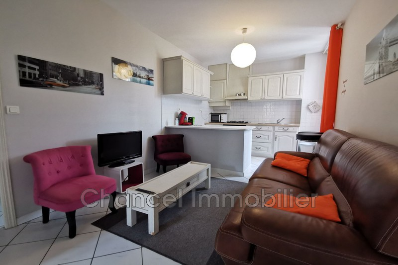 Photo Apartment Juan-les-Pins Gare,   to buy apartment  3 rooms   49 m²