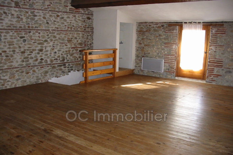 Photo Maison de village Bages  Location maison de village  1 chambre   79 m²