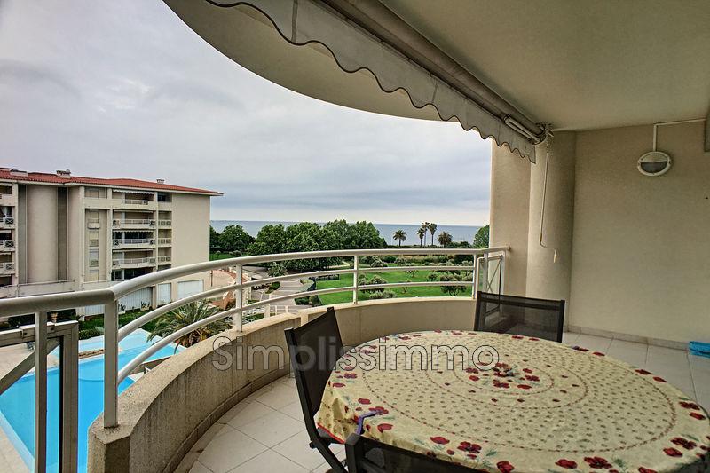 appartement  2 pièces  Juan-les-Pins Juan les pins  31m² -