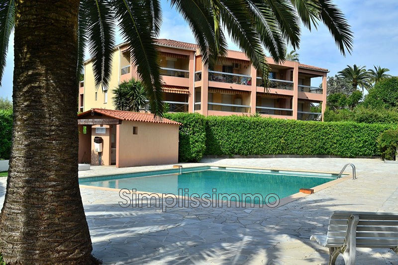 appartement  4 pièces  Juan-les-Pins Proche plages  89m² -