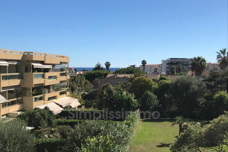appartement  studio  Juan-les-Pins Proche plages  31m² -