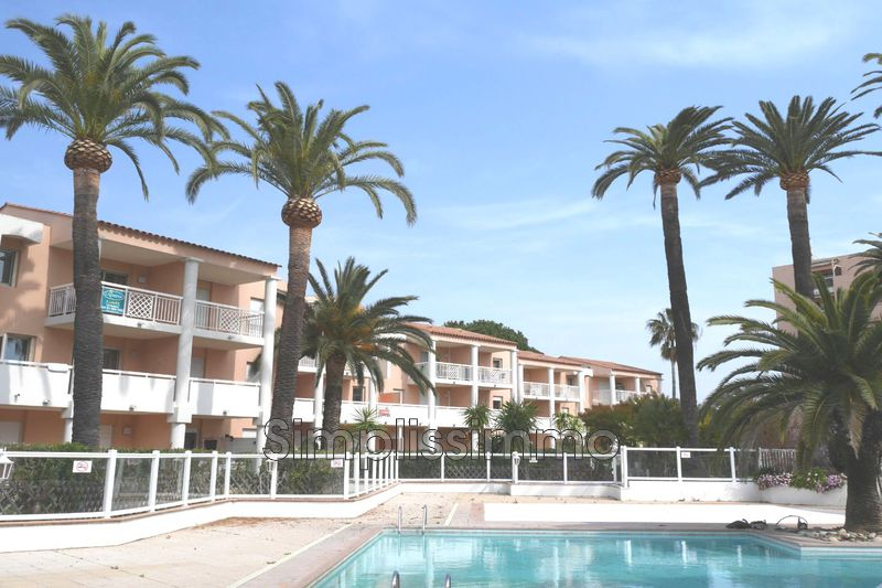 appartement  2 rooms  Golfe-Juan Close ti the beaches  40 m² -